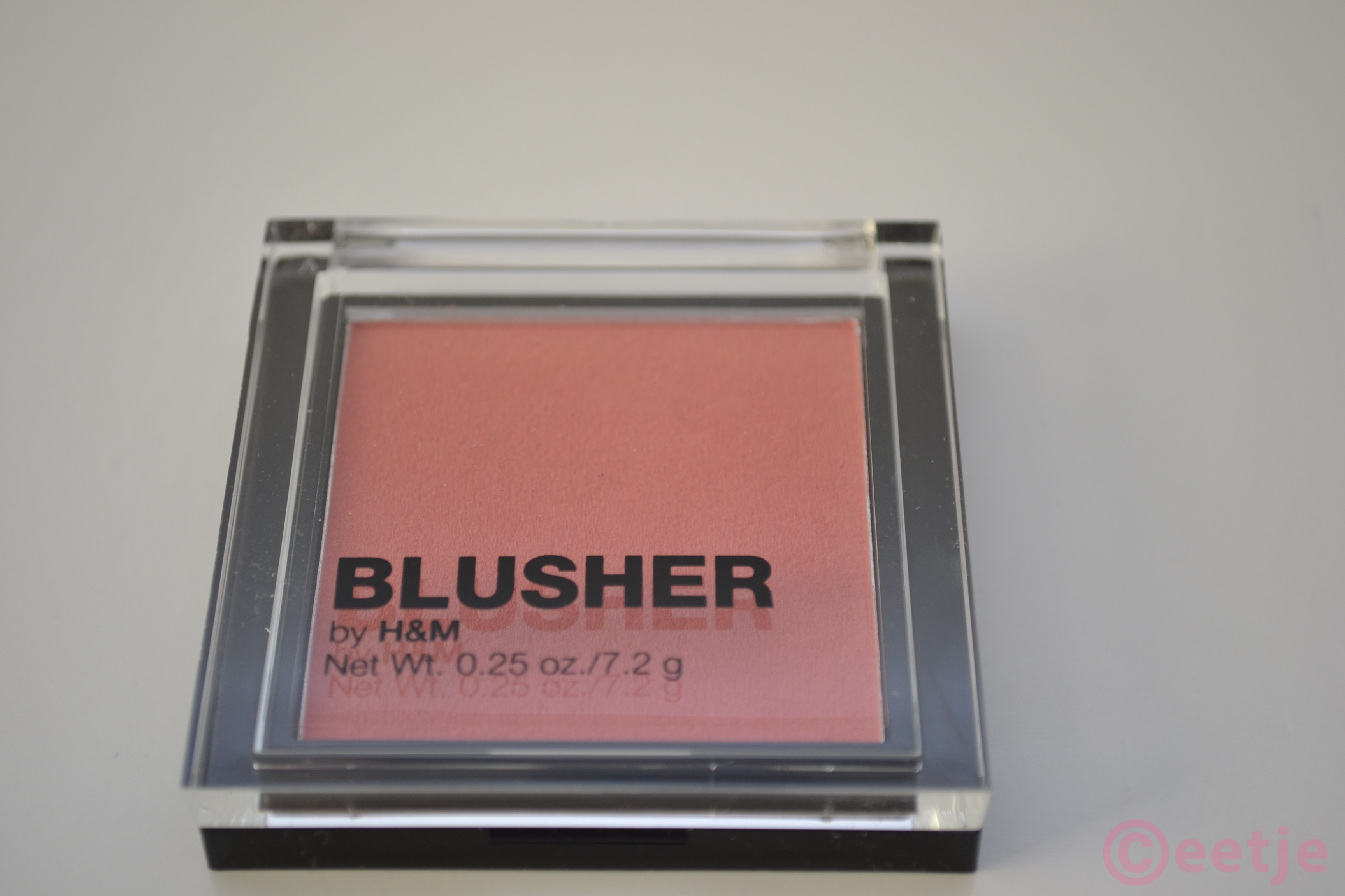 H&M blush sugar coral