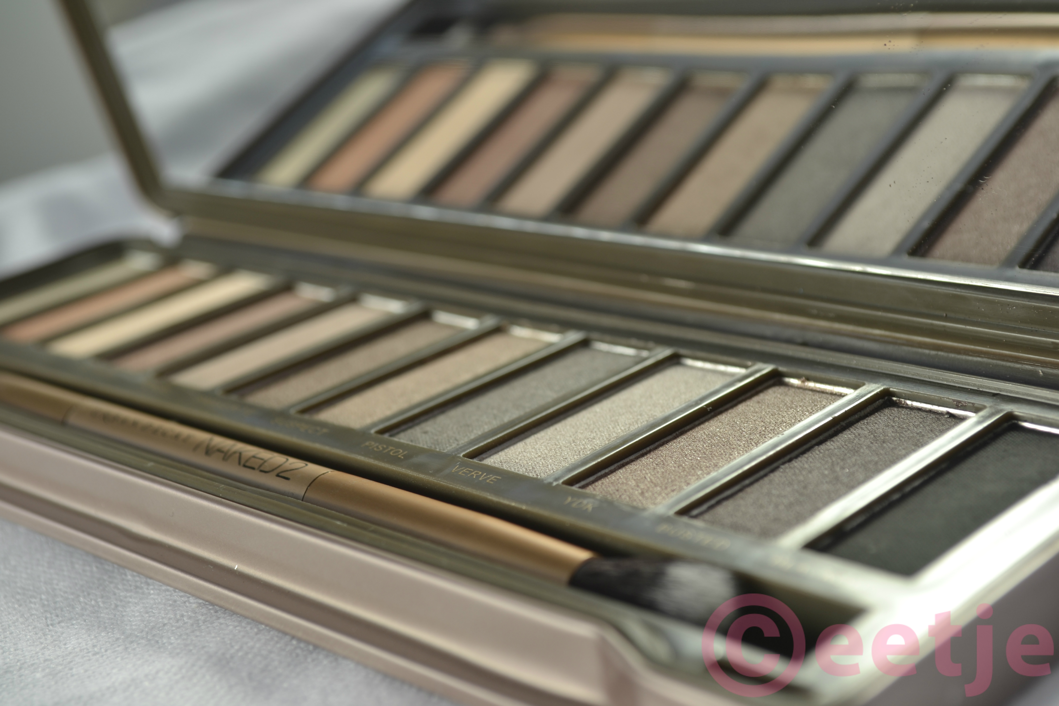 Dupe Urban Decay Naked 2 Palette  review