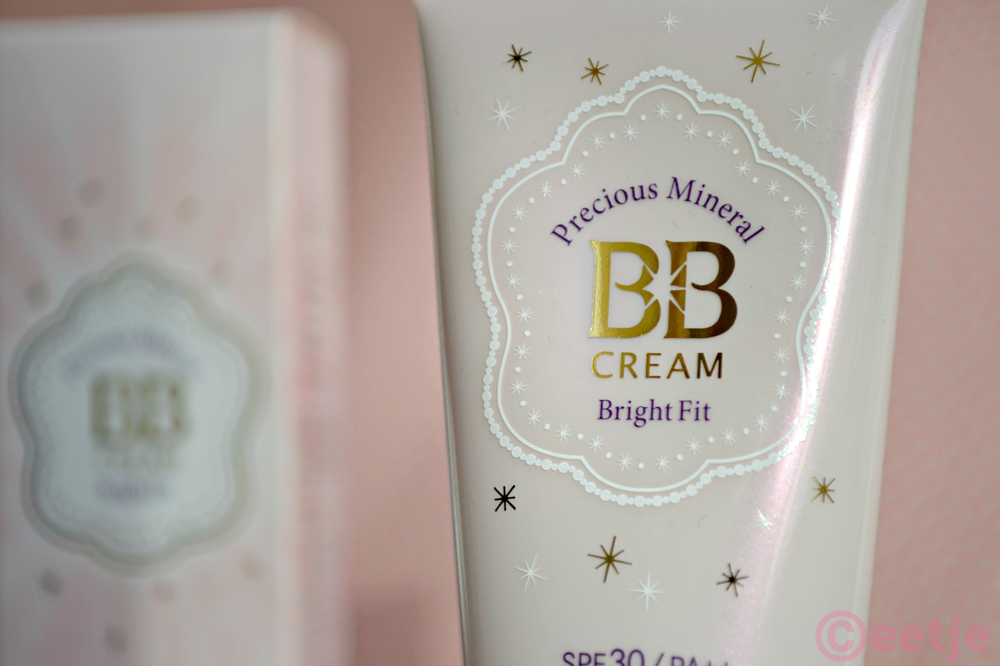 Etude House BB cream bright fit Precious Mineral