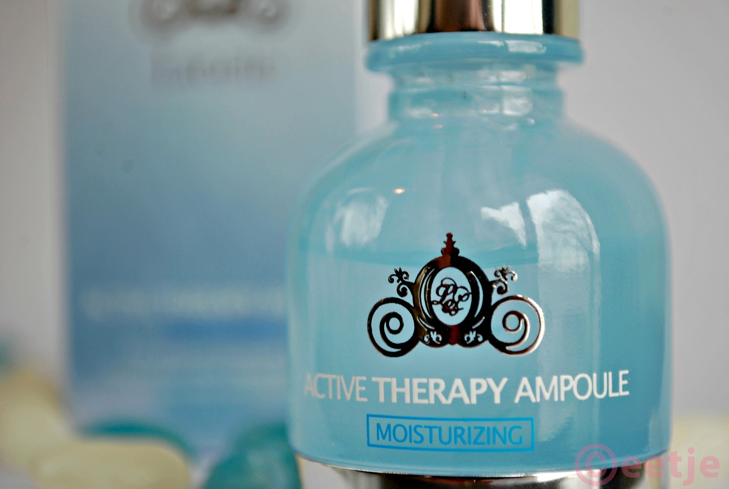 review Lioele Active Therapy Ampoule moisturizing