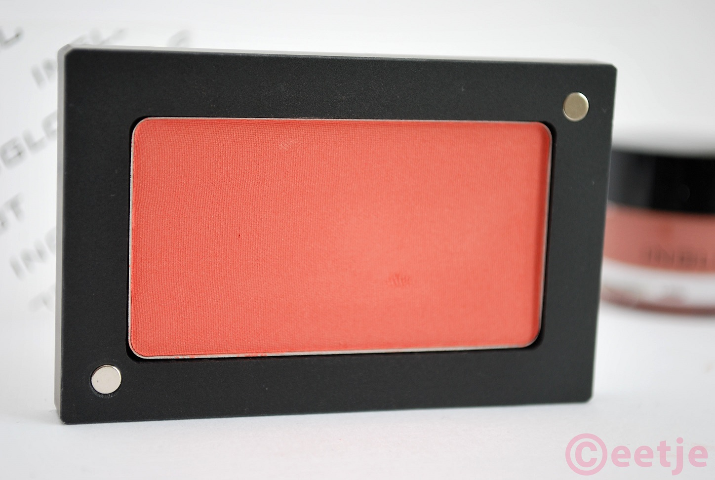 Review swatch Inglot blush freedom system