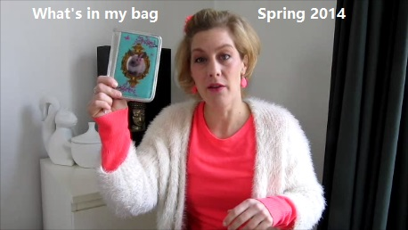 What's in my bag spring 2014