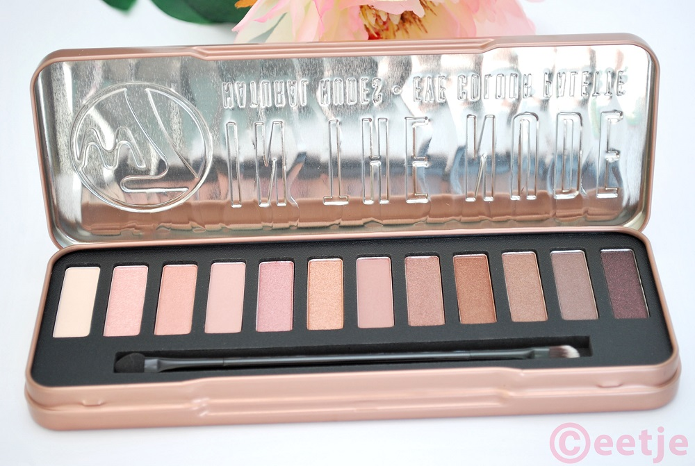 Naked 3 dupe review W7 in the nude