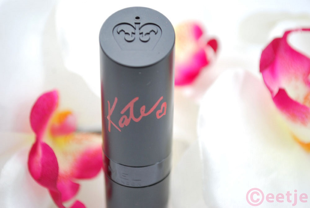 Review Rimmel lipstick Kate 05