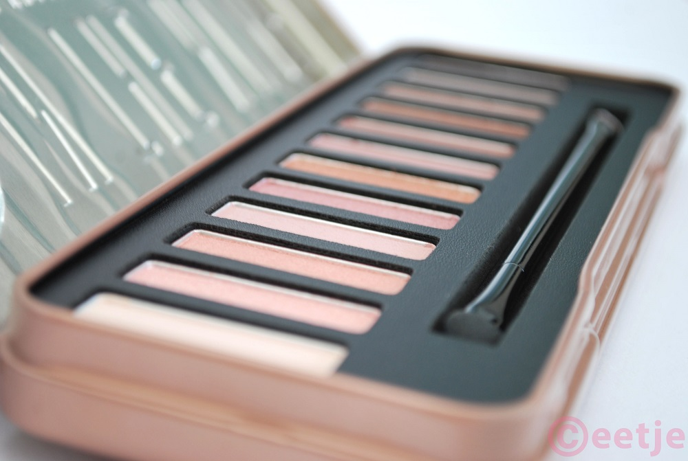 Review naked3 dupe W7 in the nude