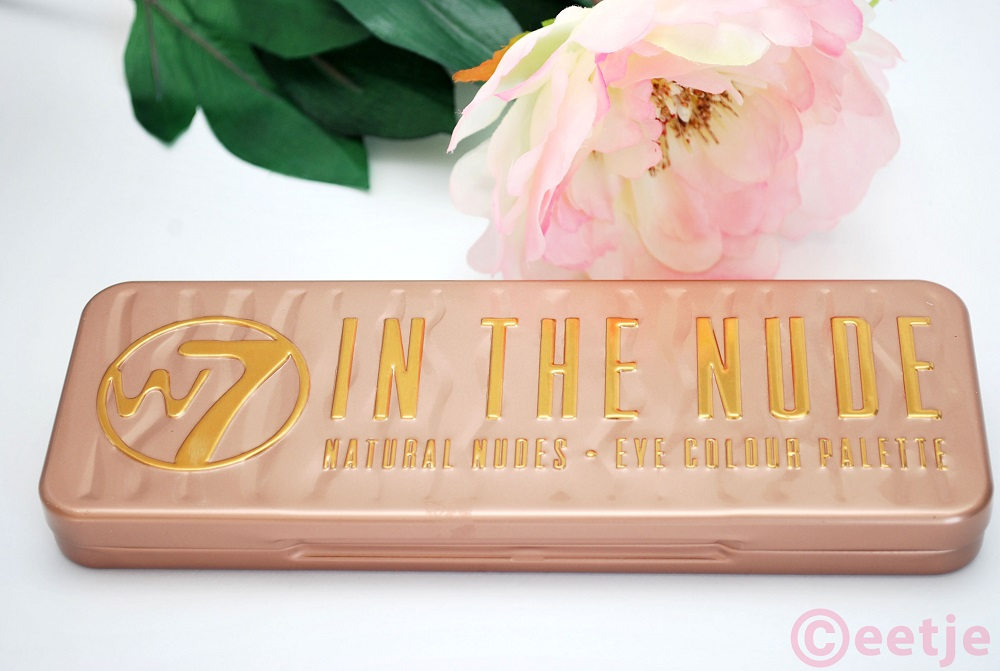 W7 in the nude review naked 3 dupe