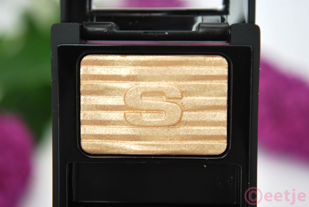 Review Sisley eyeshadow pearl Phyto ombre glow