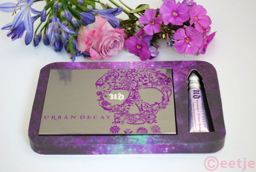 Review Urban Decay Ammo palette best of