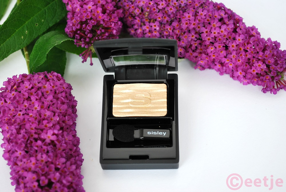 Sisley eyeshadow Phyto ombre glow pearl  review