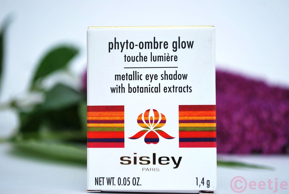 Sisley phyto ombre glow eyeshadow review pearl