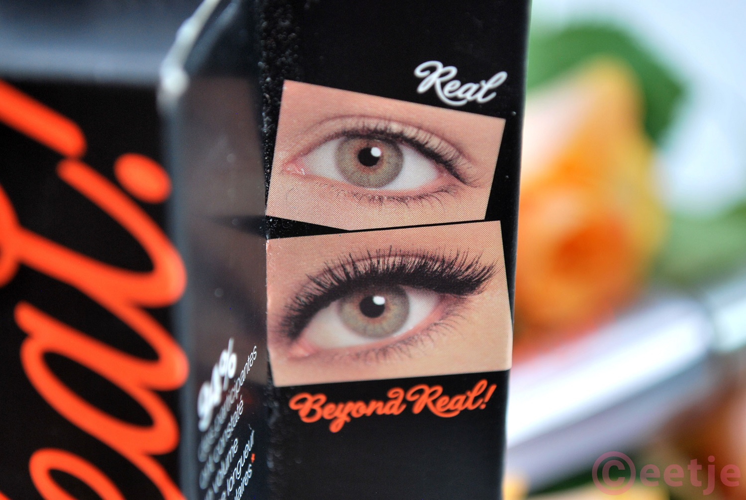 best mascara Benefit They're real mascara review swatch