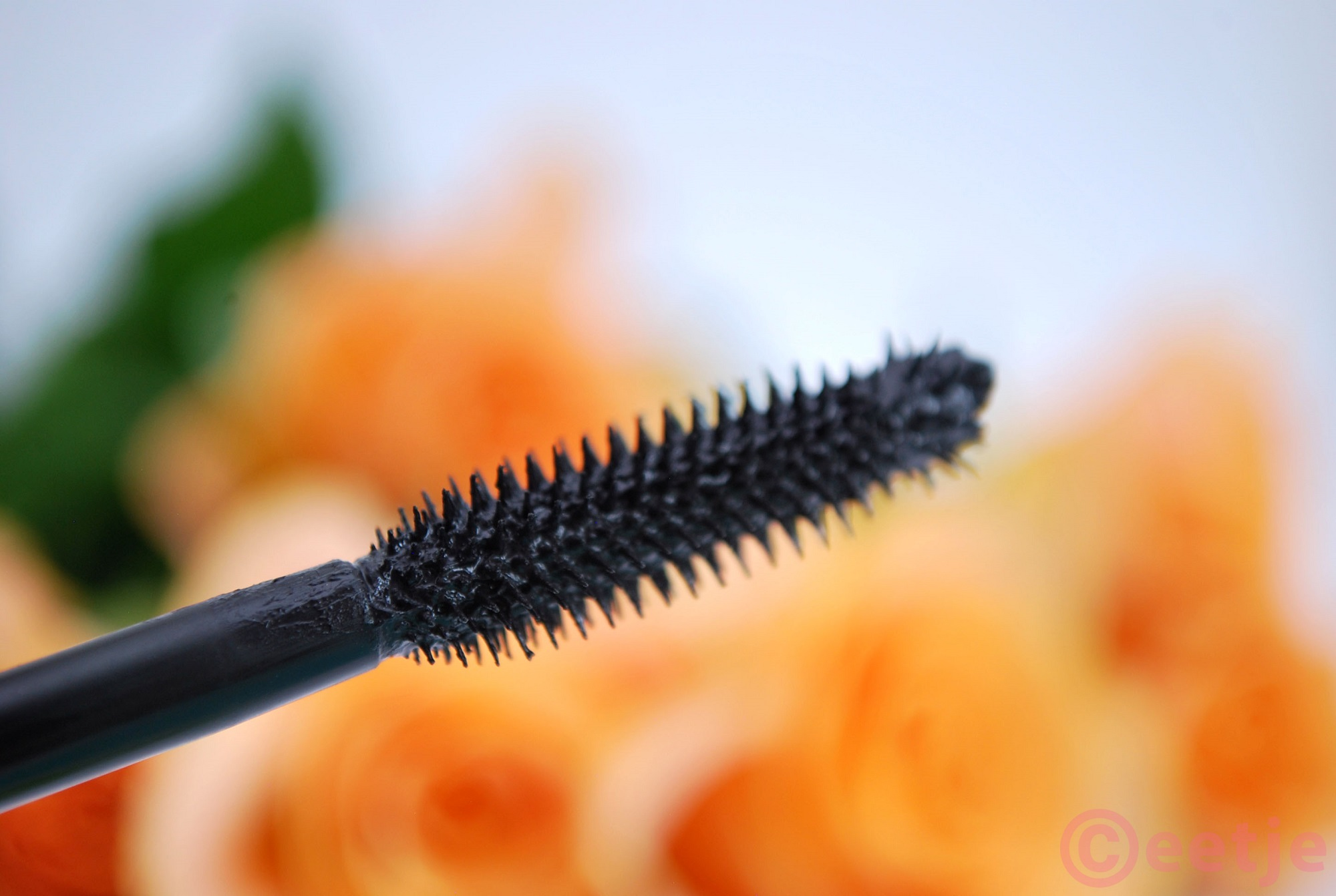 borsteltje mascara benefit they're real mascara review