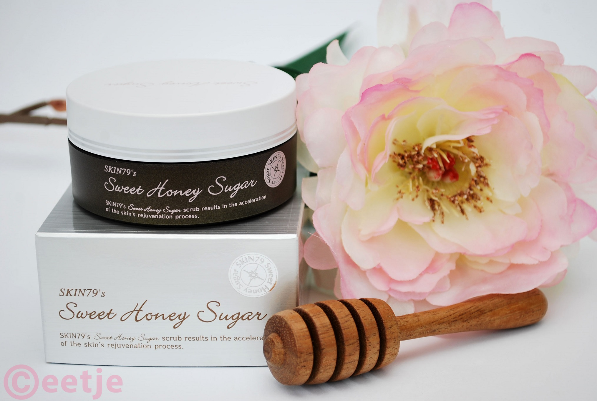 Sweet honey sugar scrub Skin 79 review