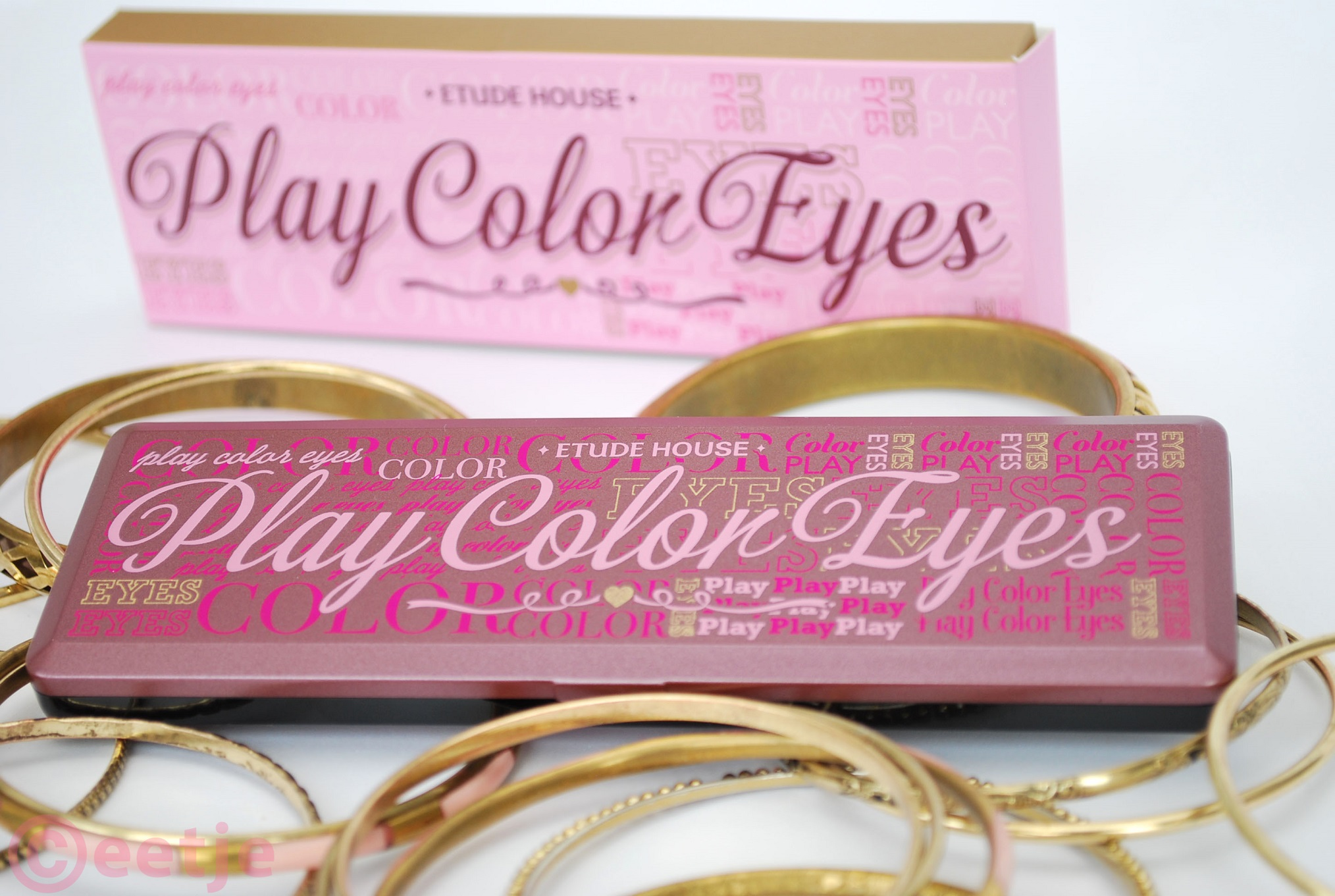 review play color eyes so hot palette etude house