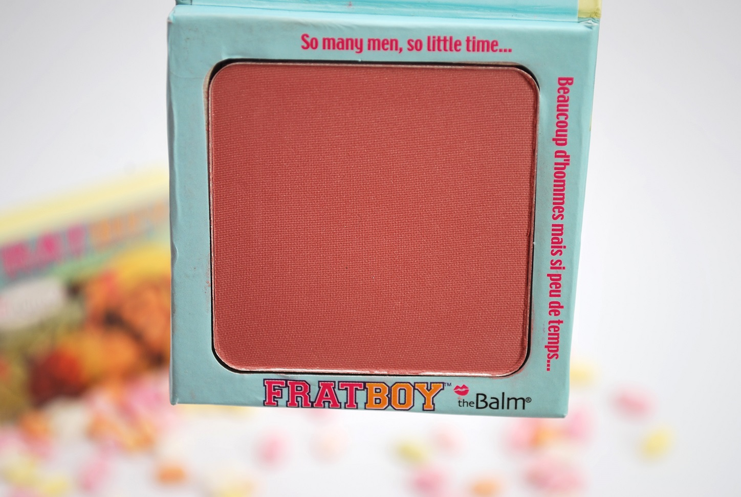 dupe the balm frat boy blus review swatch