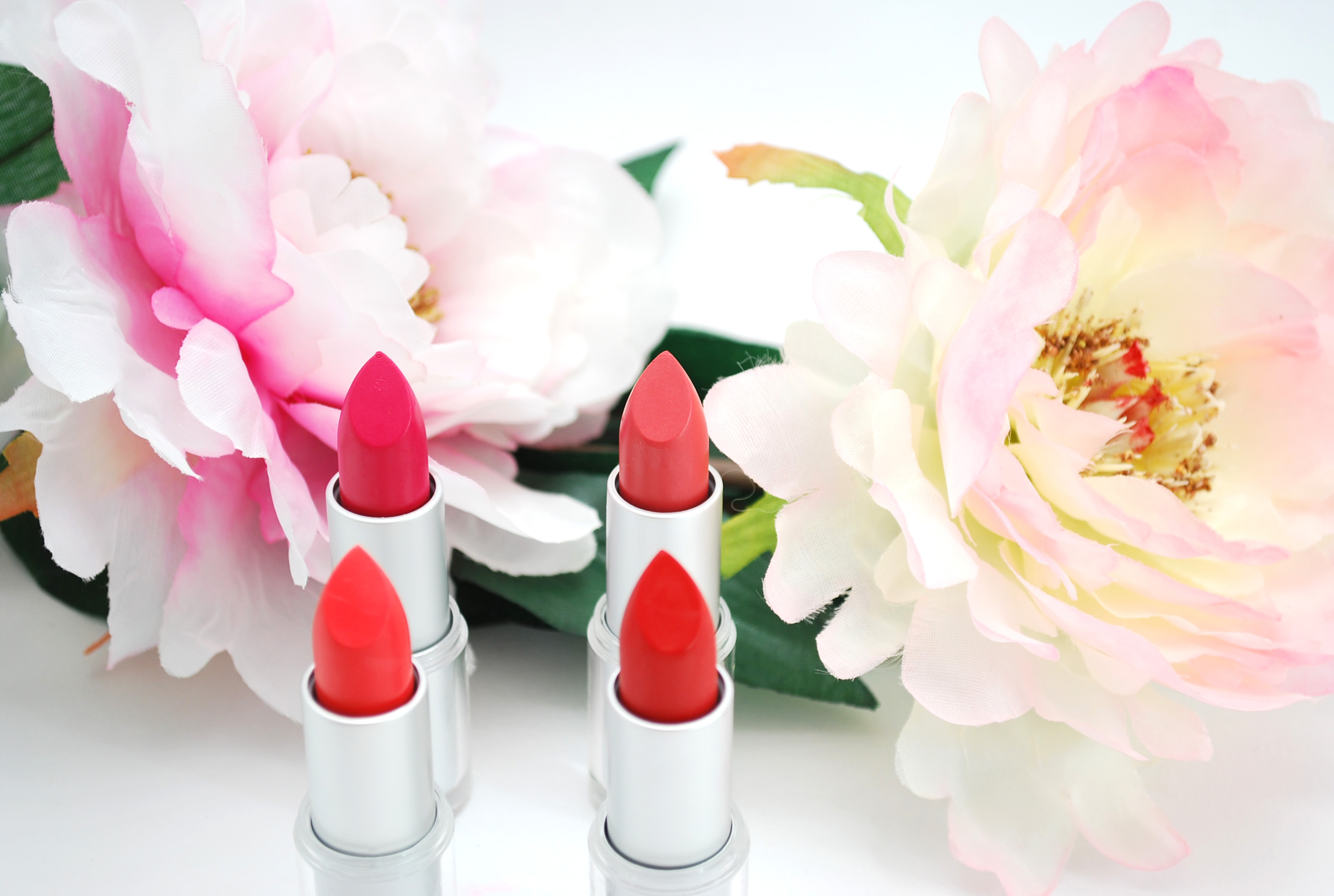 review pure shine lipstick hema silver