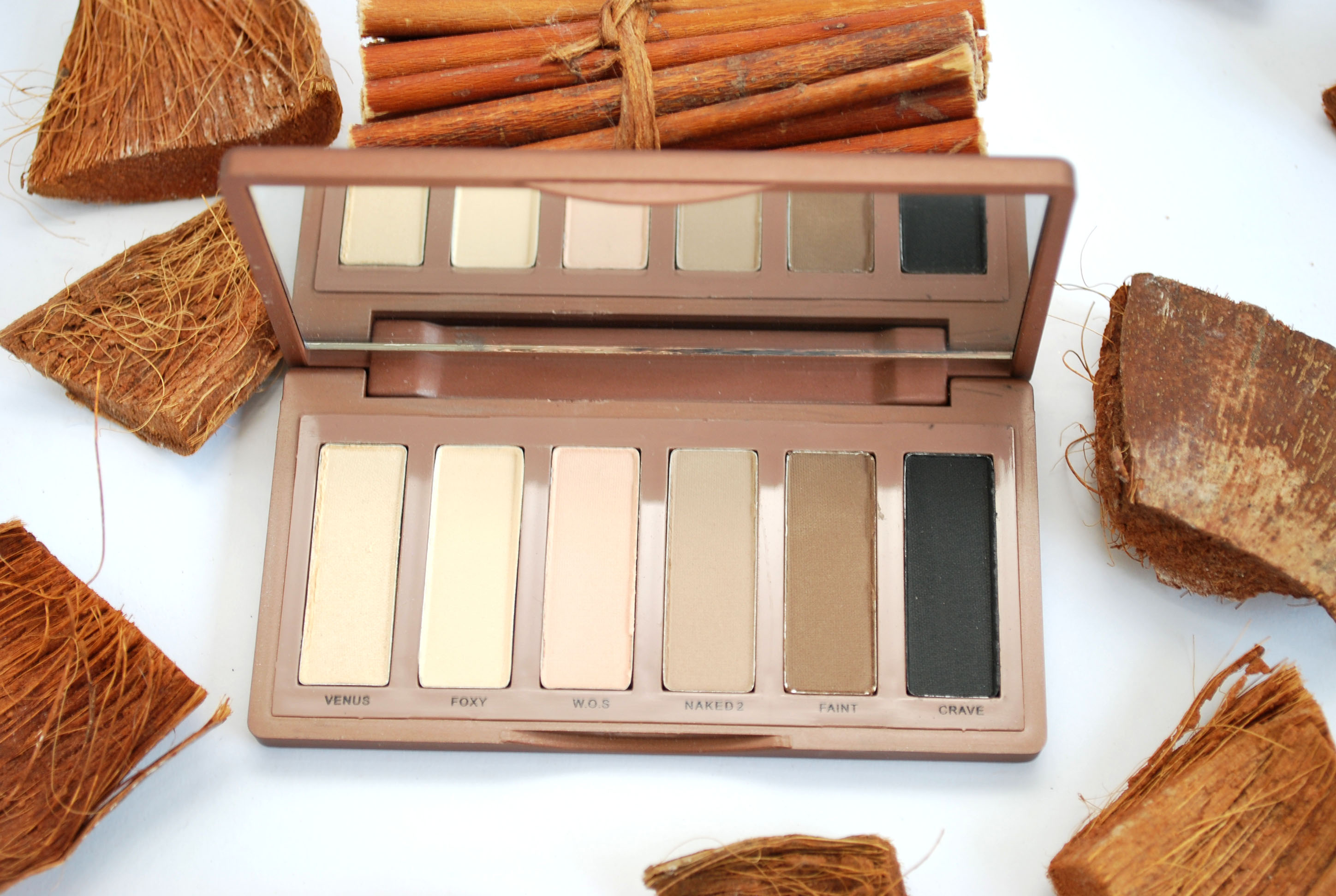 UD Naked dupe ebay review
