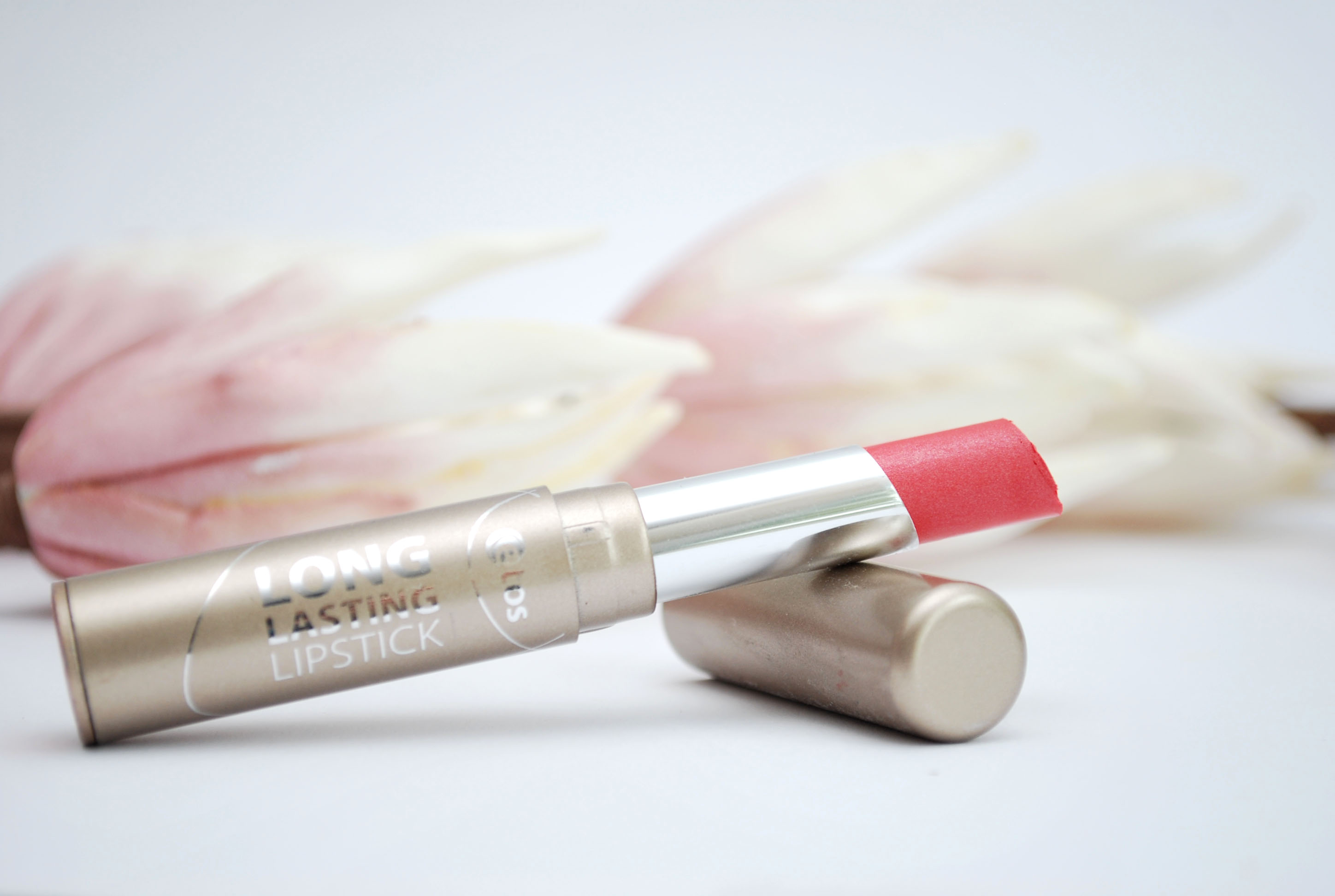 review etos long lasting lipstick 001