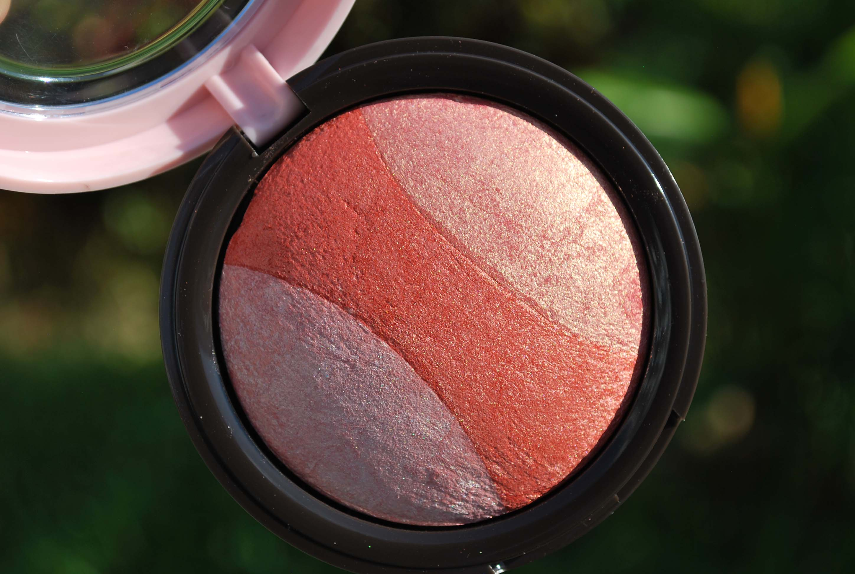 baked blush review odbo thai make up