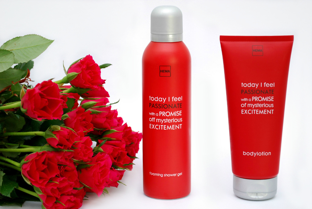 HEMA Today I feel passionate geur review