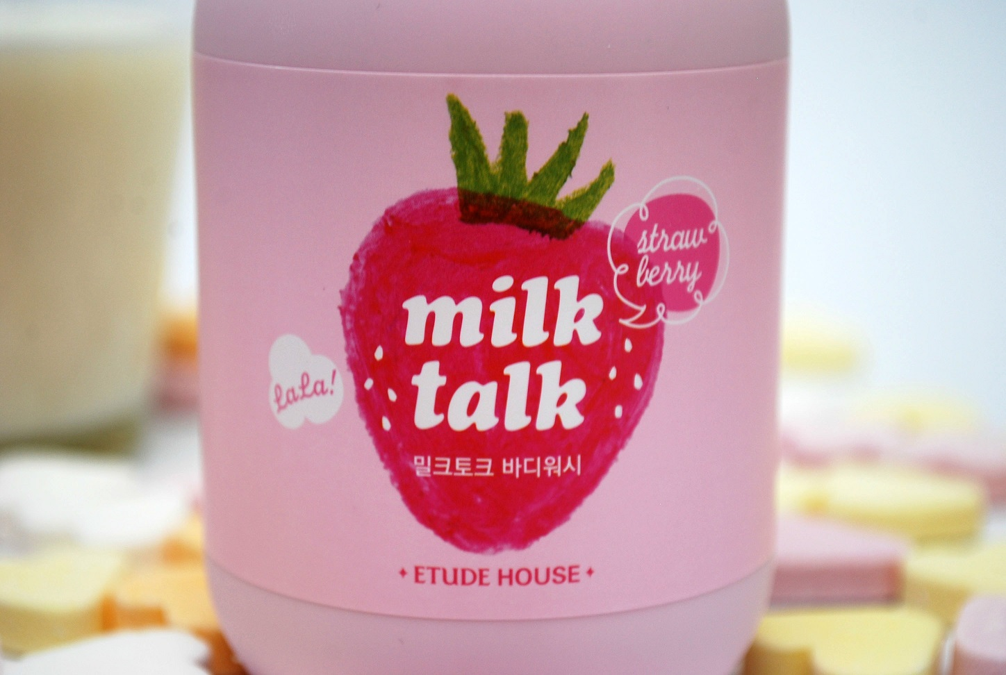 milk talk etude house body wash review strawberry