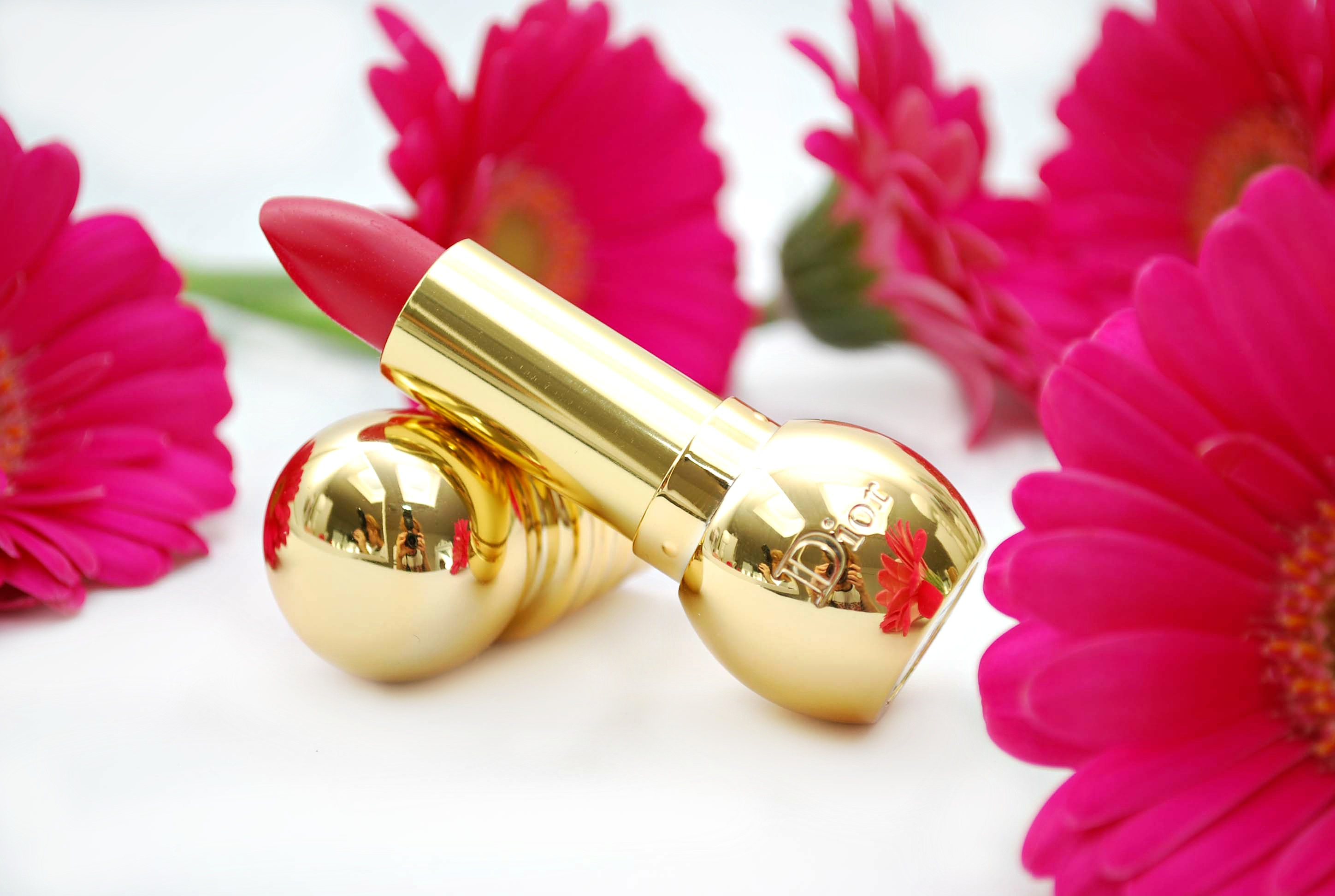 dior lipstick hollywood review longlasting