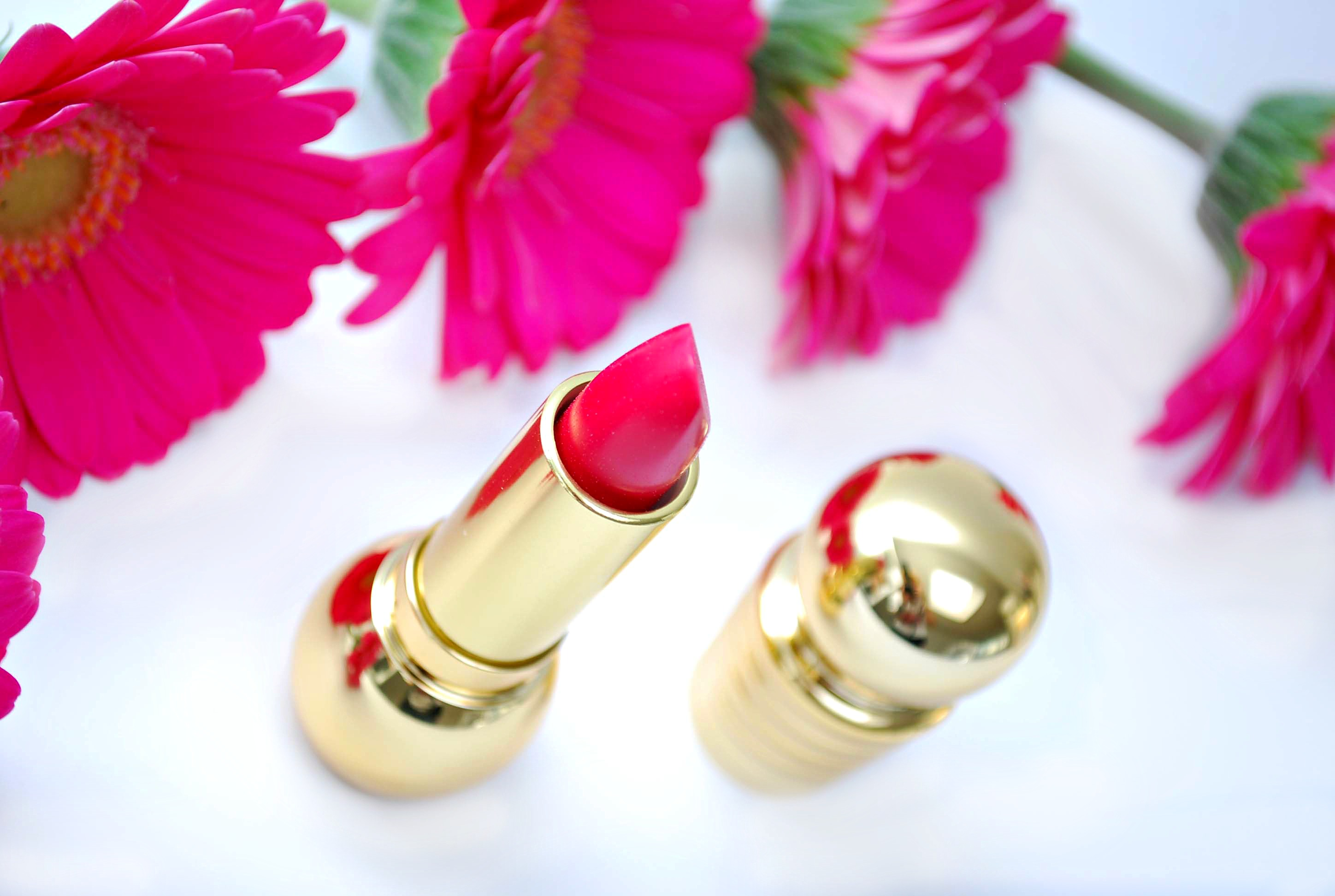 review swatch dior lipstick hollywood