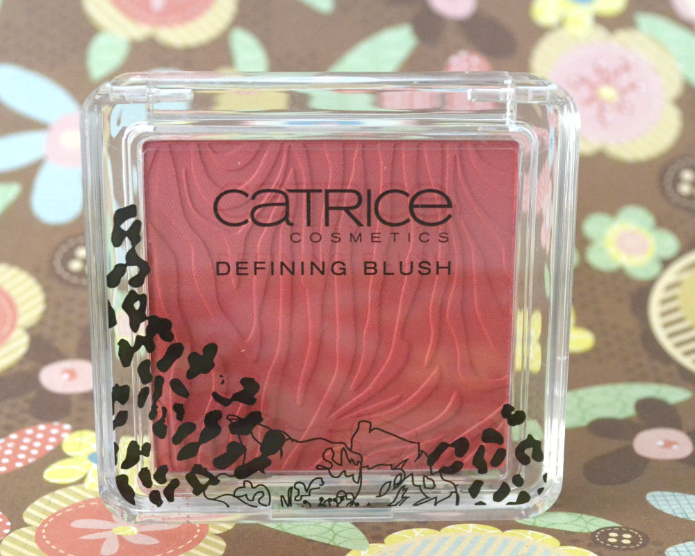 Catrice Blush I'm a survivor