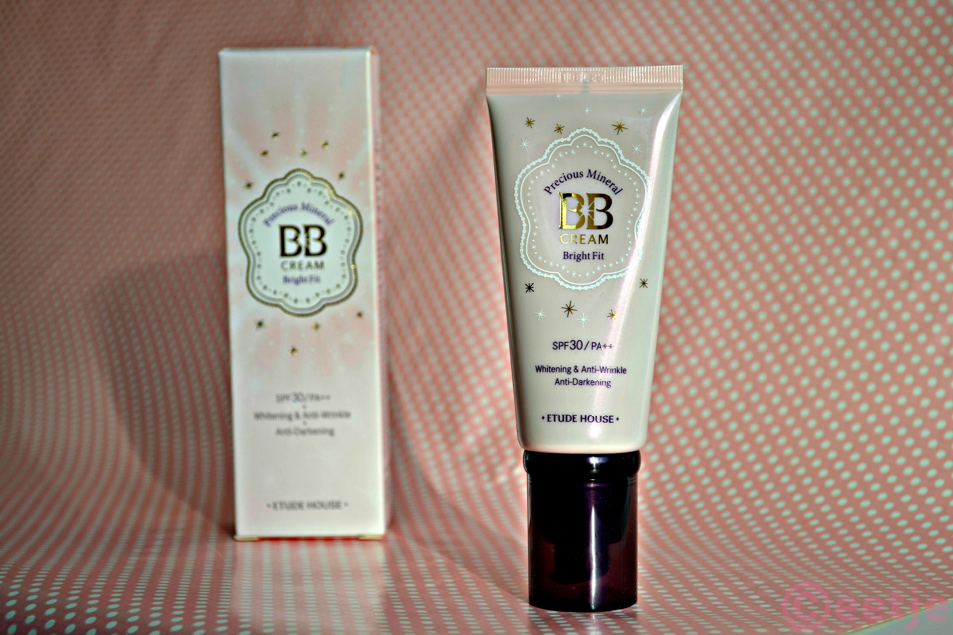 BB cream Etude House bright fit Natural Beige