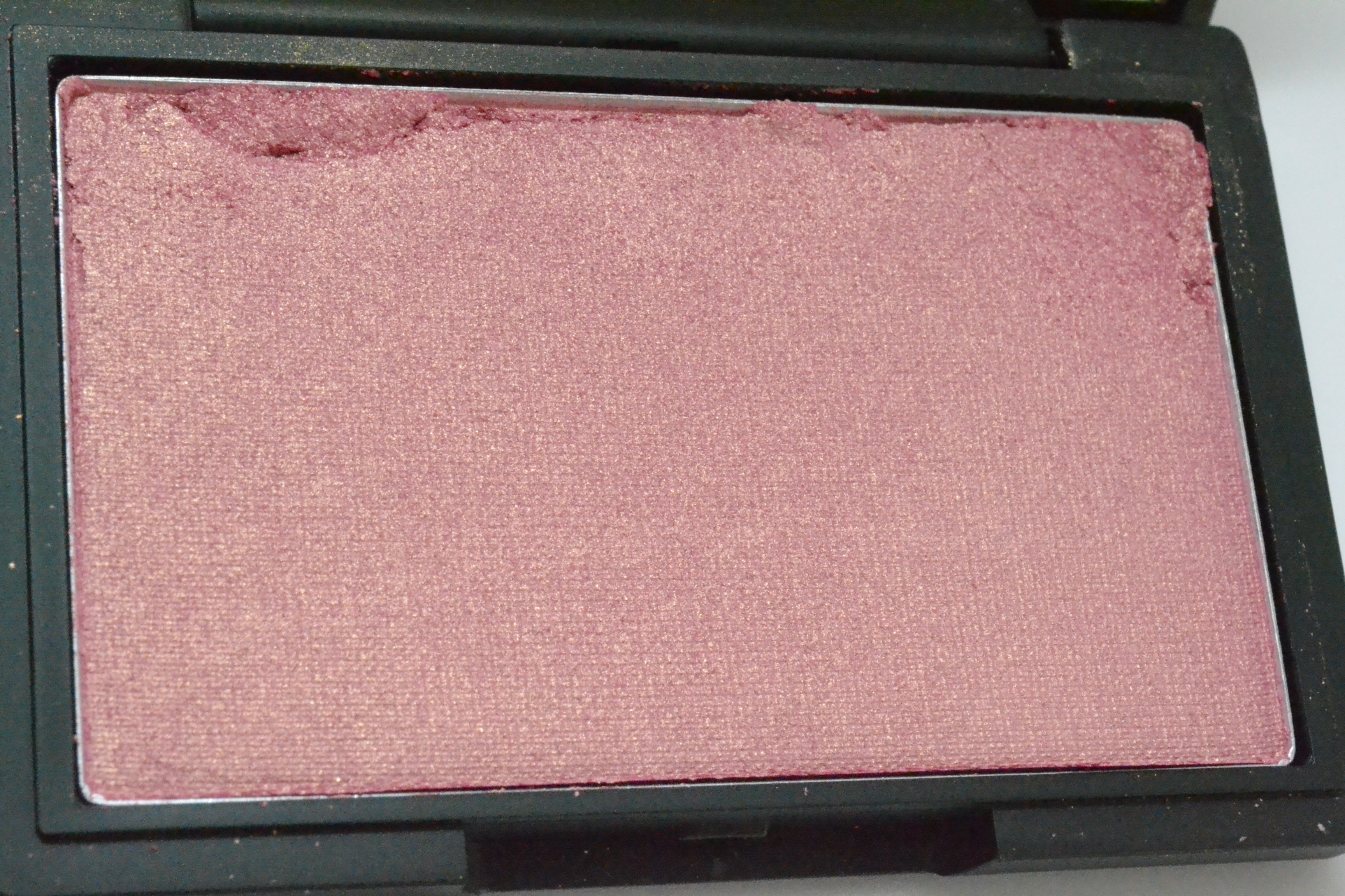 Sleek Rose Gold blush review Nars Orgasm Dupe