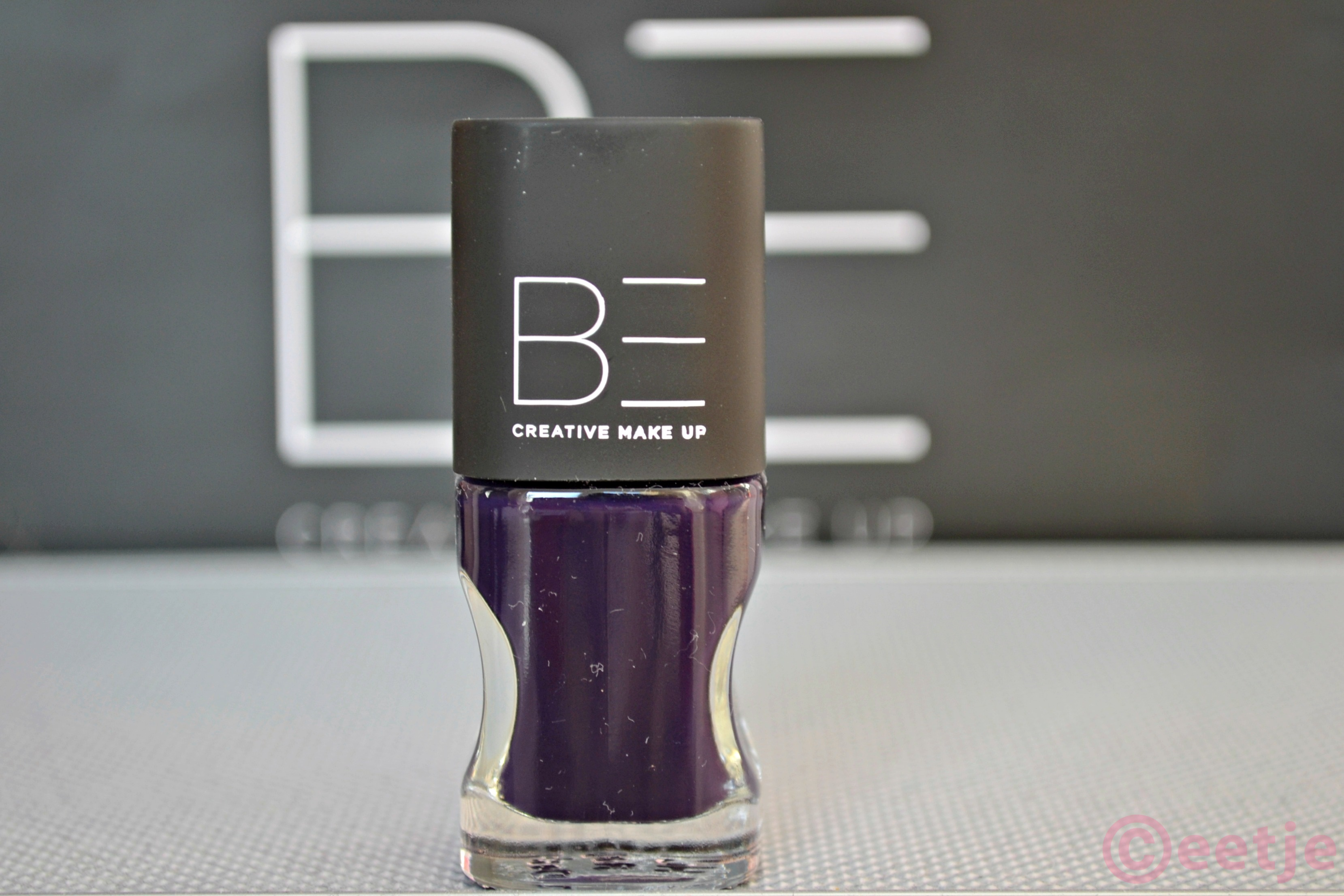 Be creative nagellak paars nailpolish purple 014 Elixer