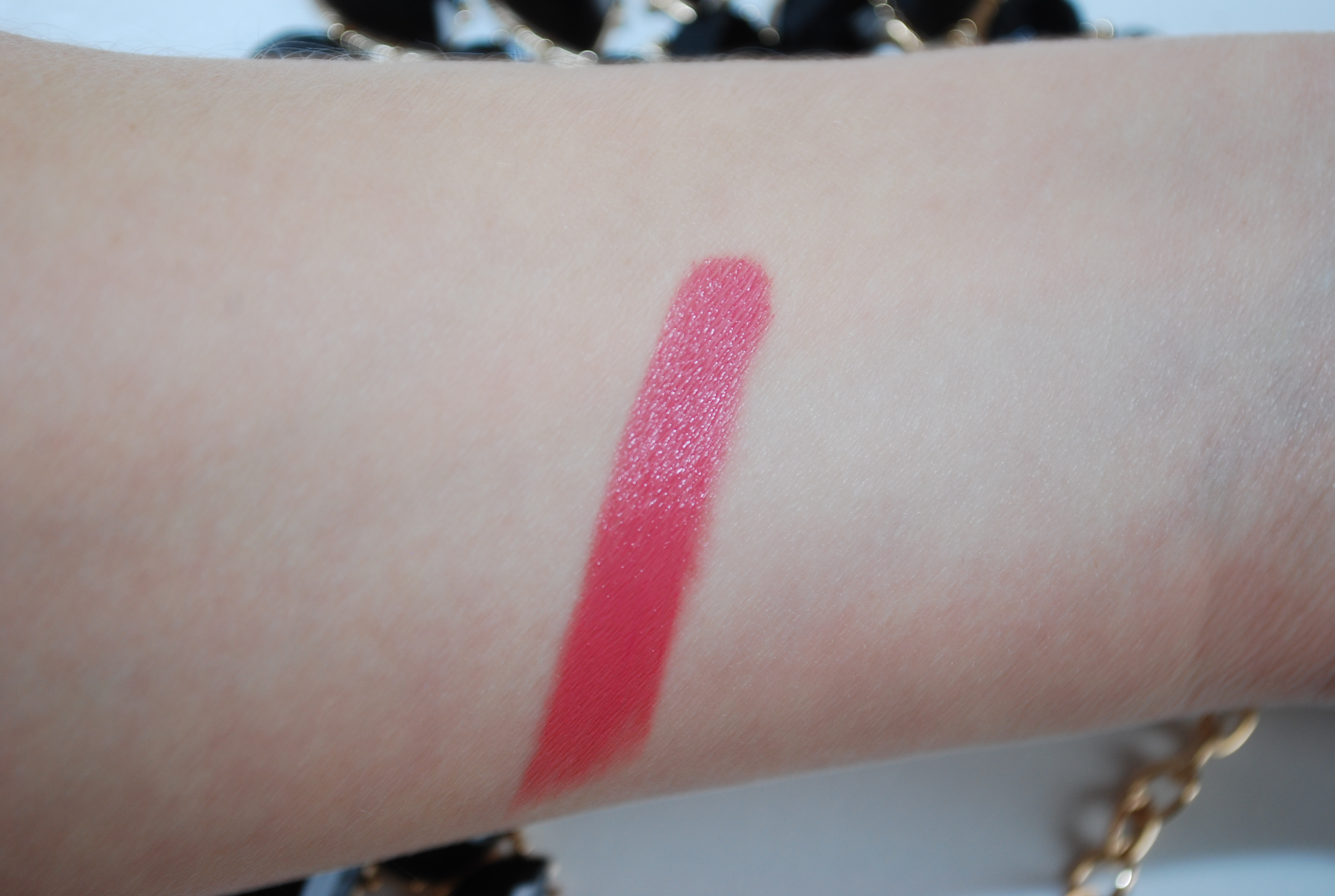 Swatch Sisley lipstick L9 hydrating long lasting