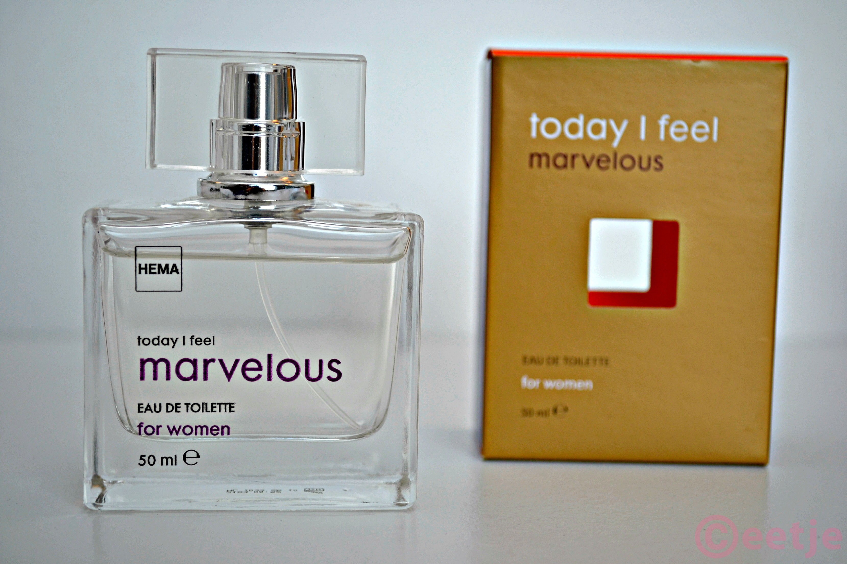 Hema parfum Today I feel marvelous EDT