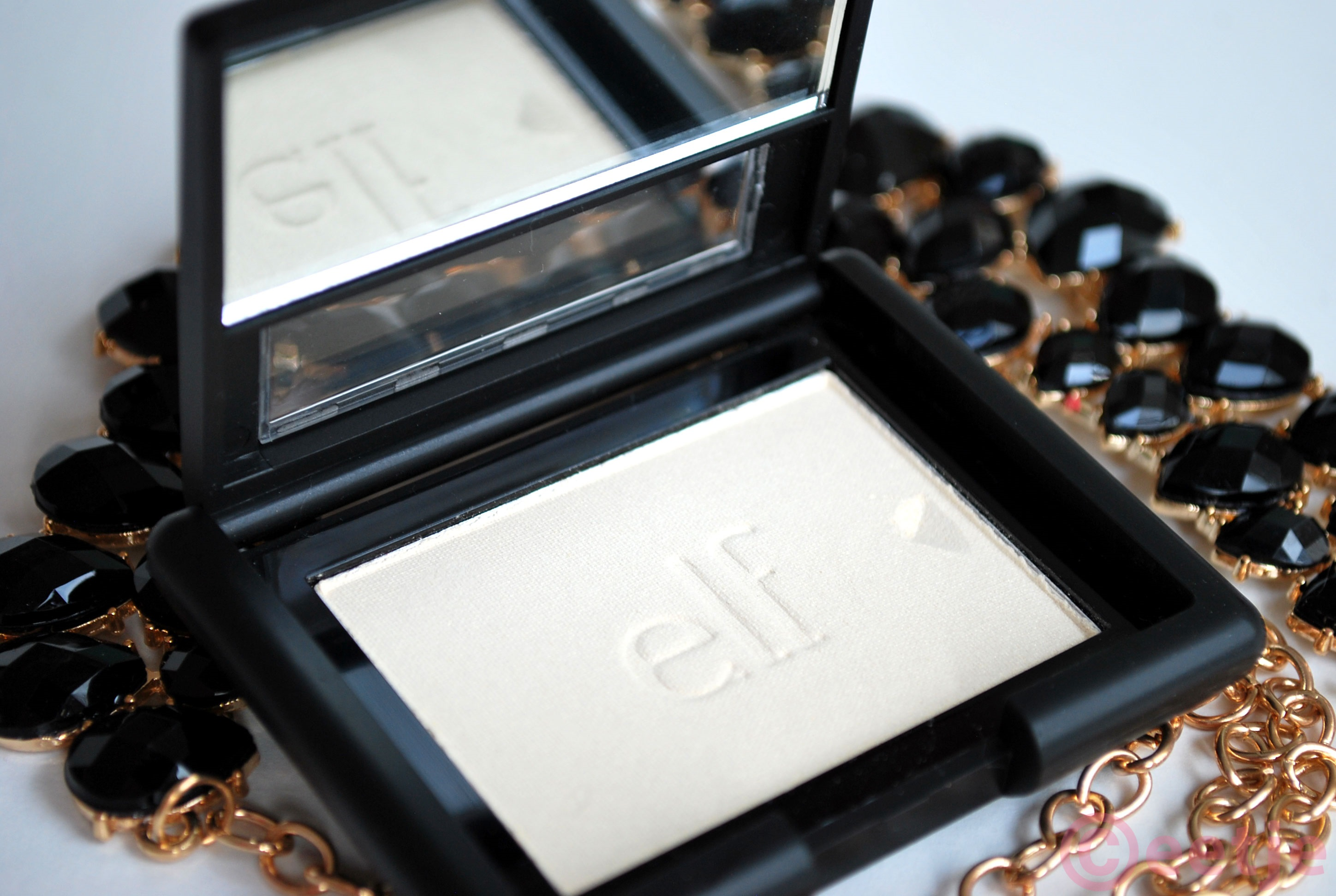 review-elf-highlighter-blush dupe nars albatross