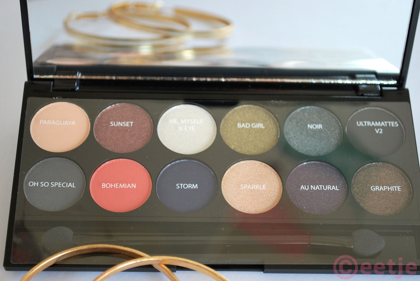 Sleek 50 years Superdrug Showstoppers palette