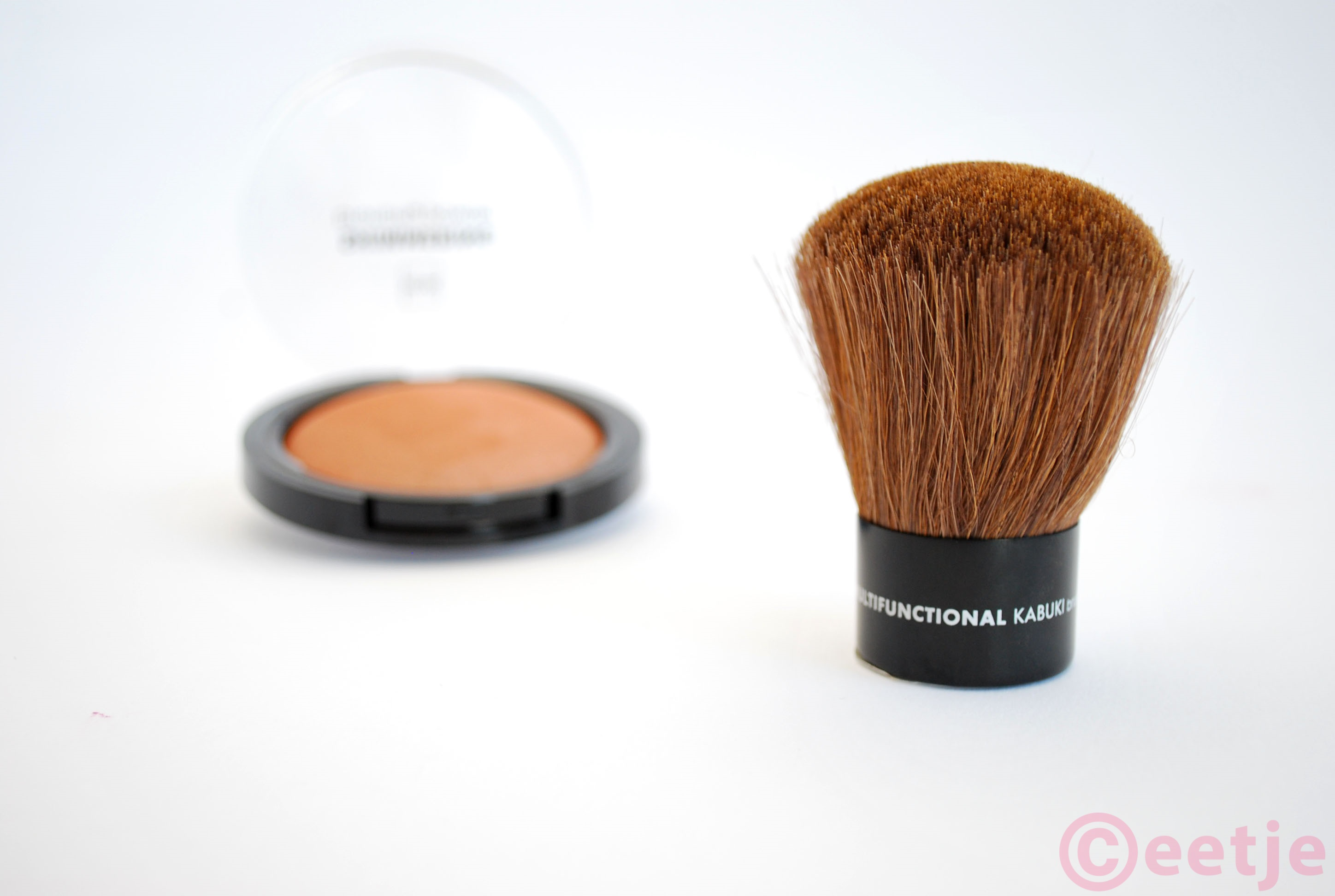 review kabuki brush kwast hema