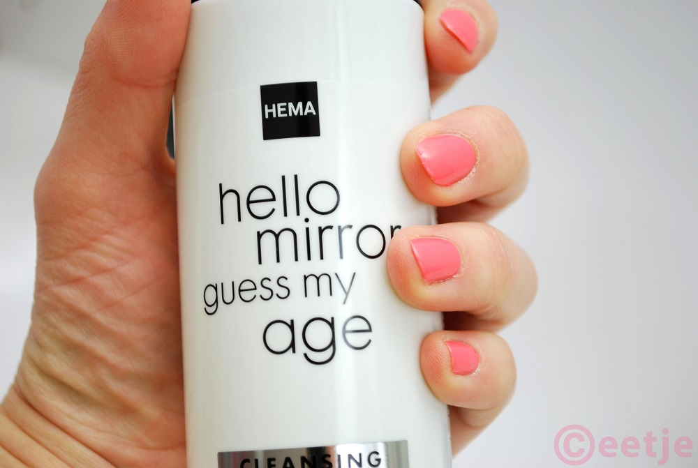 Hema hello mirror guess my age face mousse review