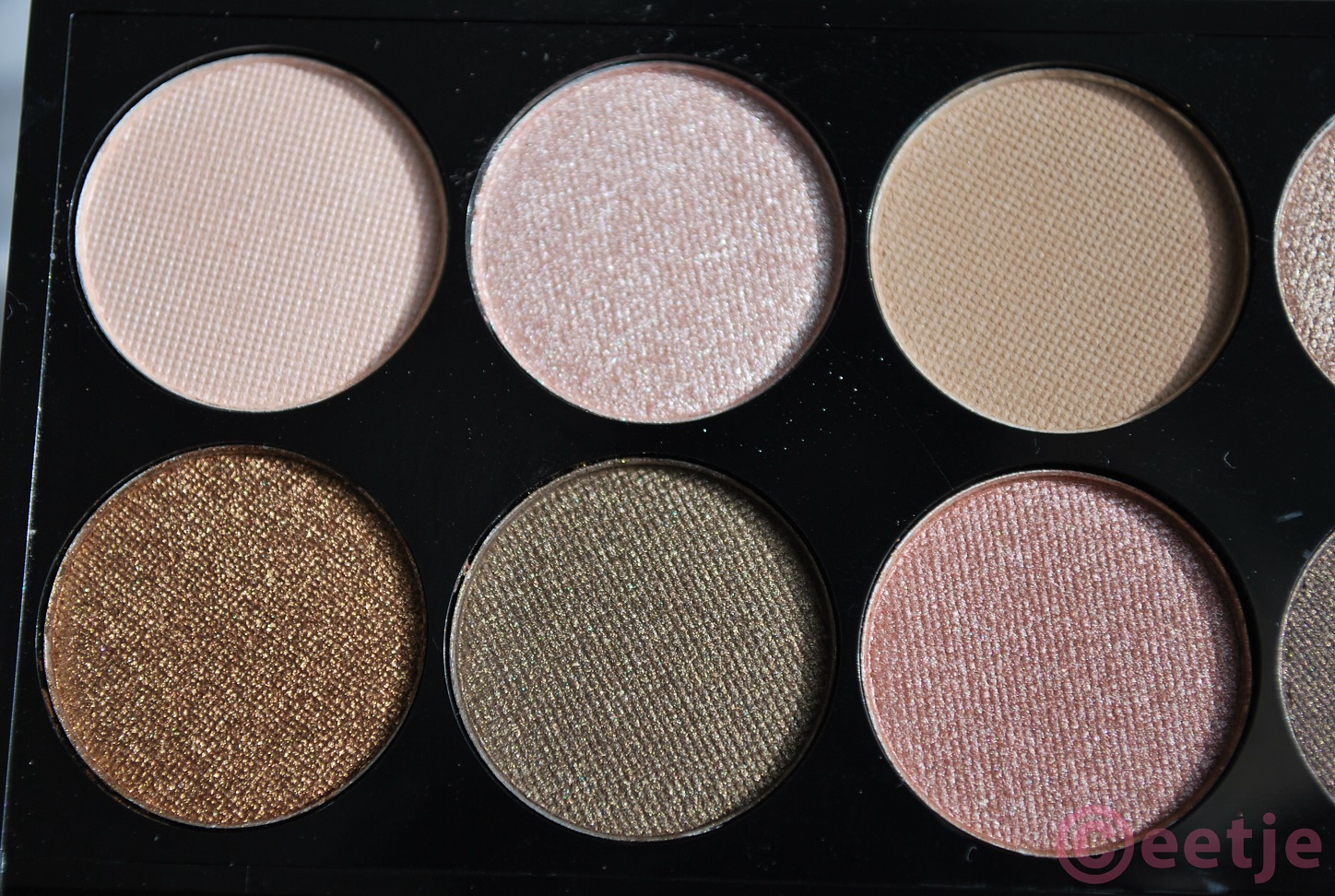 Mua eyeshadow palette review swatches blog