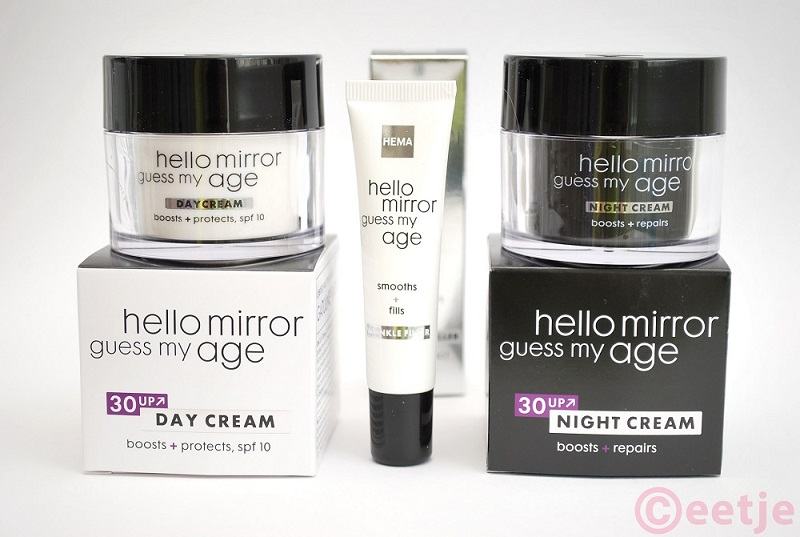 Review Hema anti age hello miror guess my age