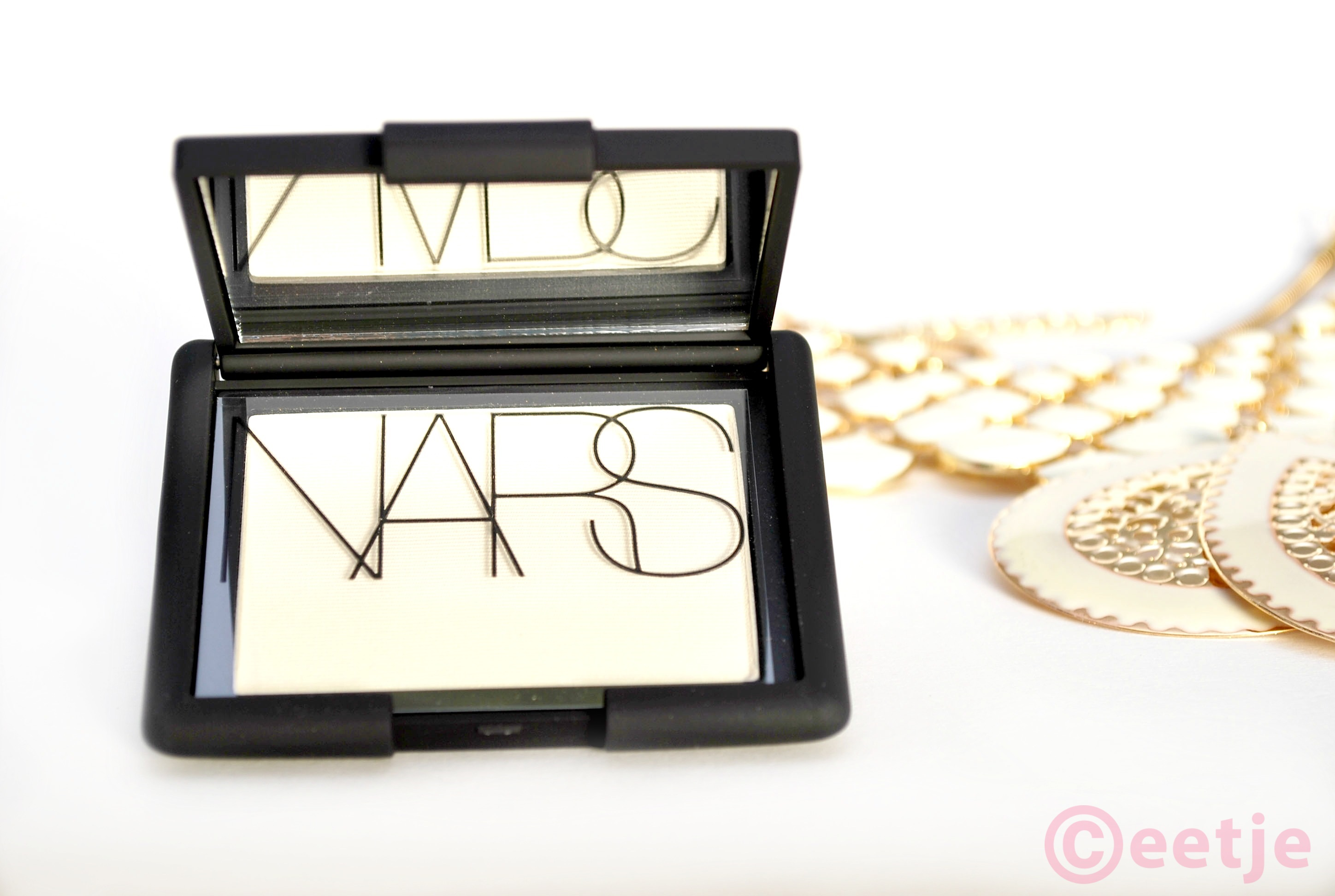 Review Nars highlighter Albatross