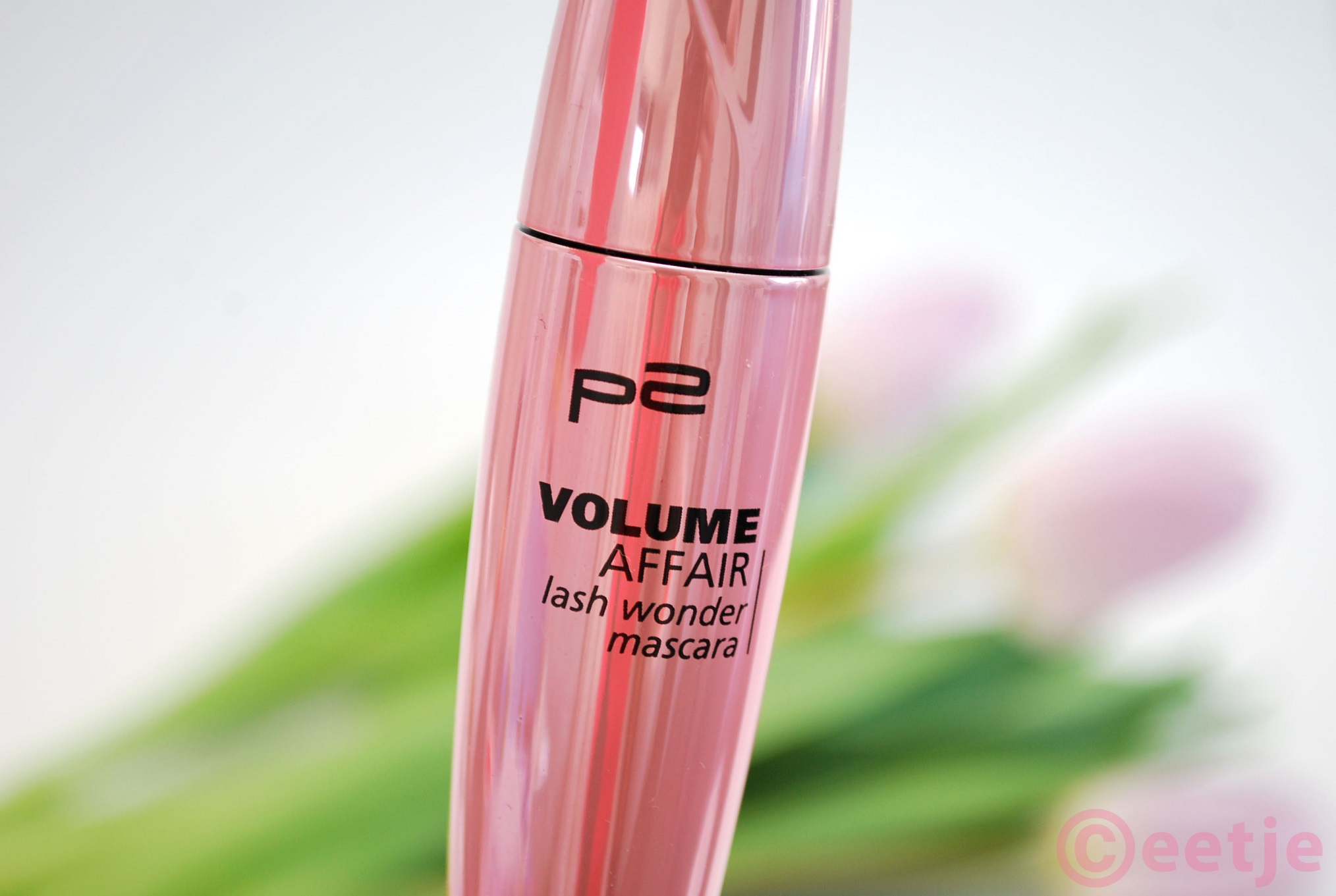 Review P2 volume affair mascara