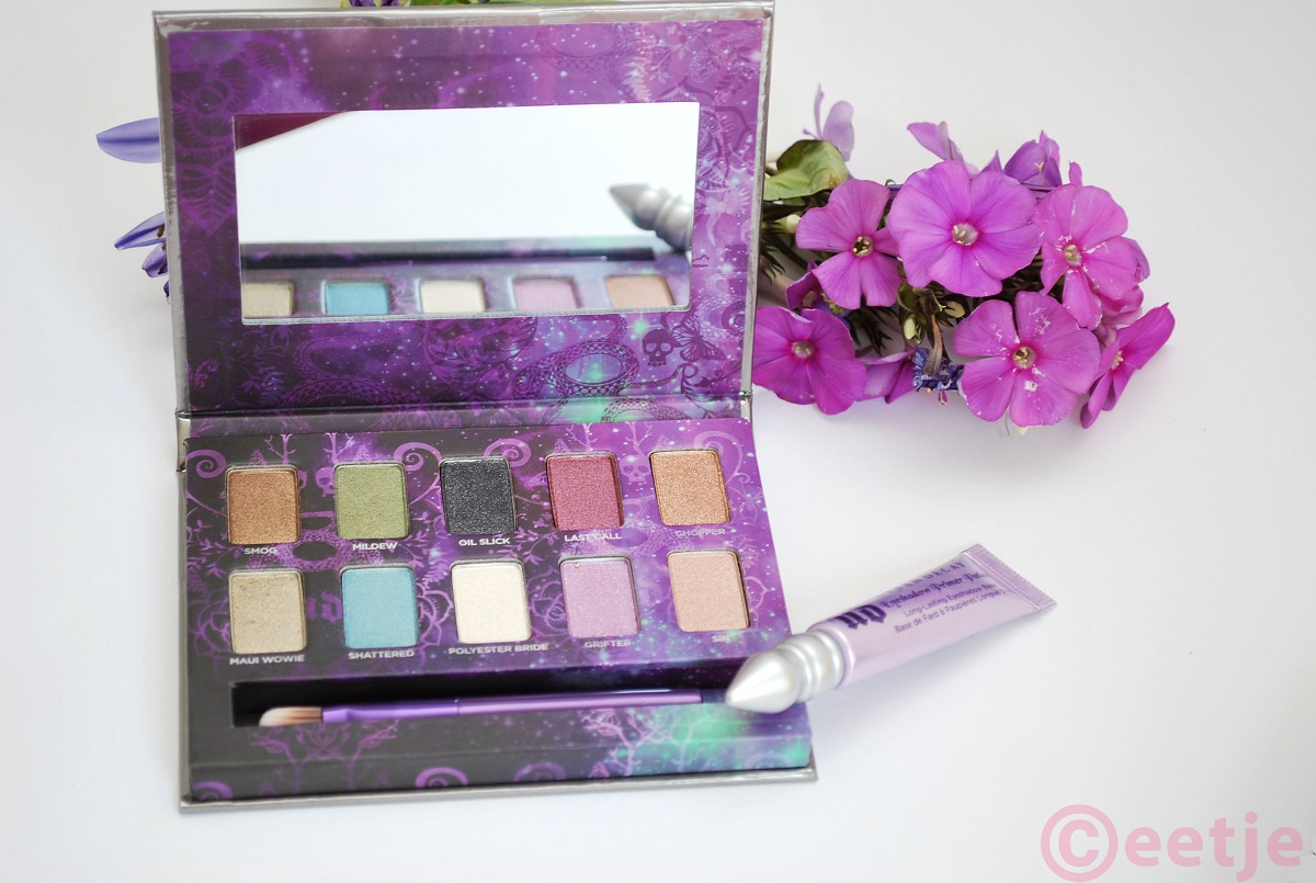 Best of palette Urban Decay Ammo review swatches