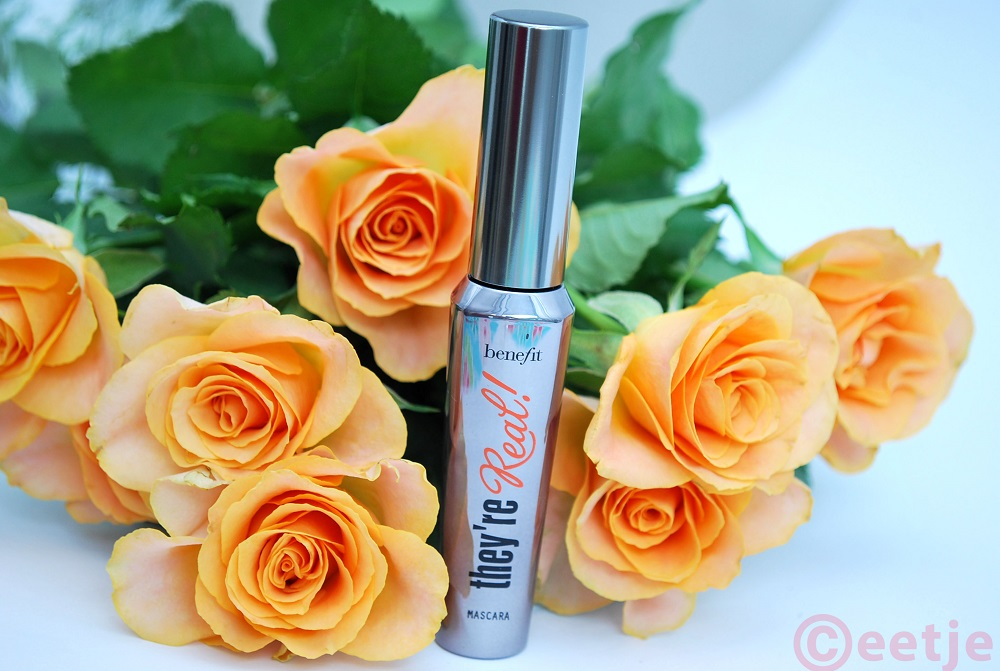 Review Benefit They're real mascara the perfect