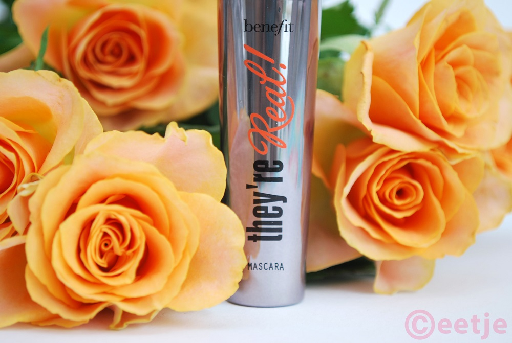 de perfecte mascara Benefit They're real review ervaring