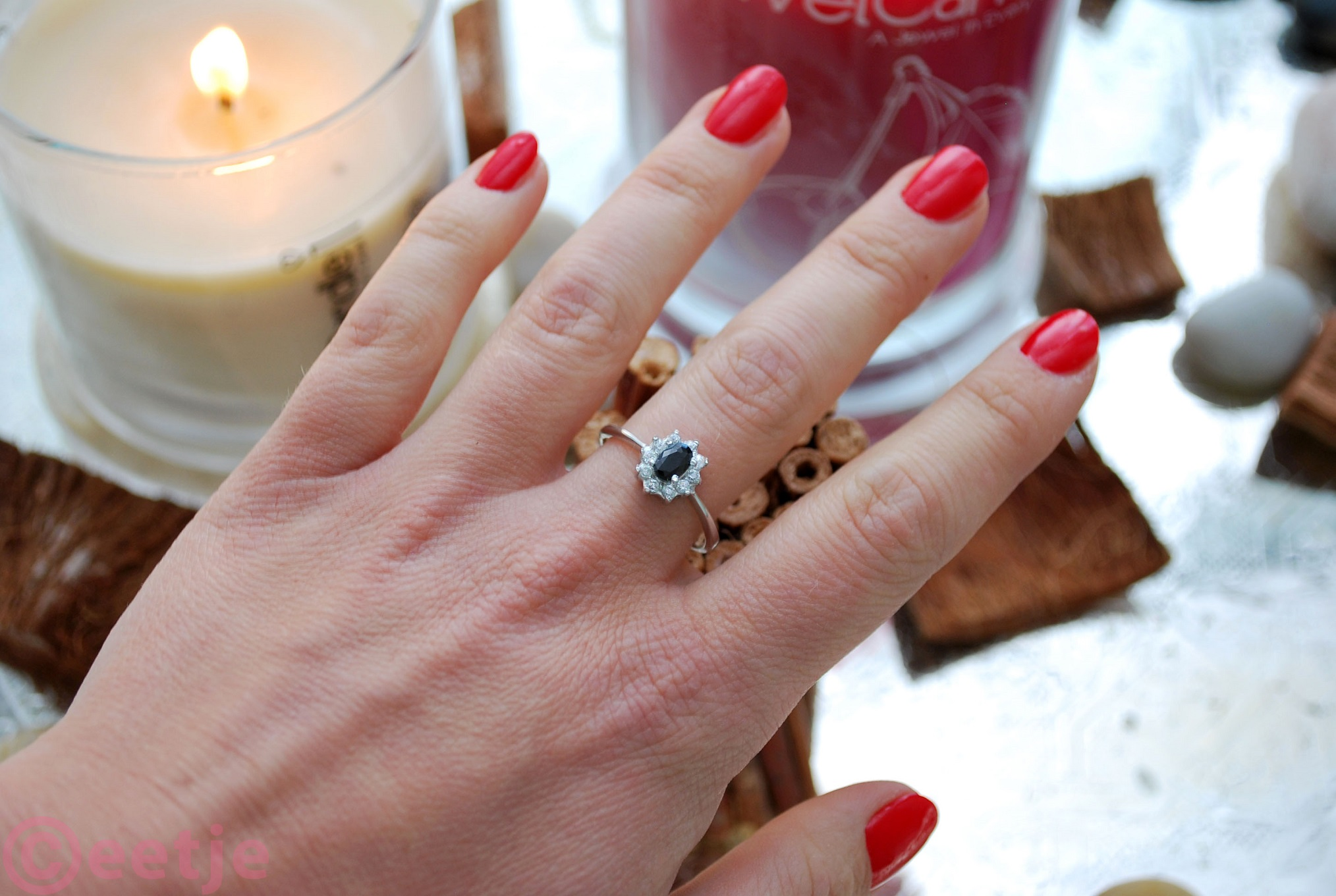 ring in jewelcandle zilver review
