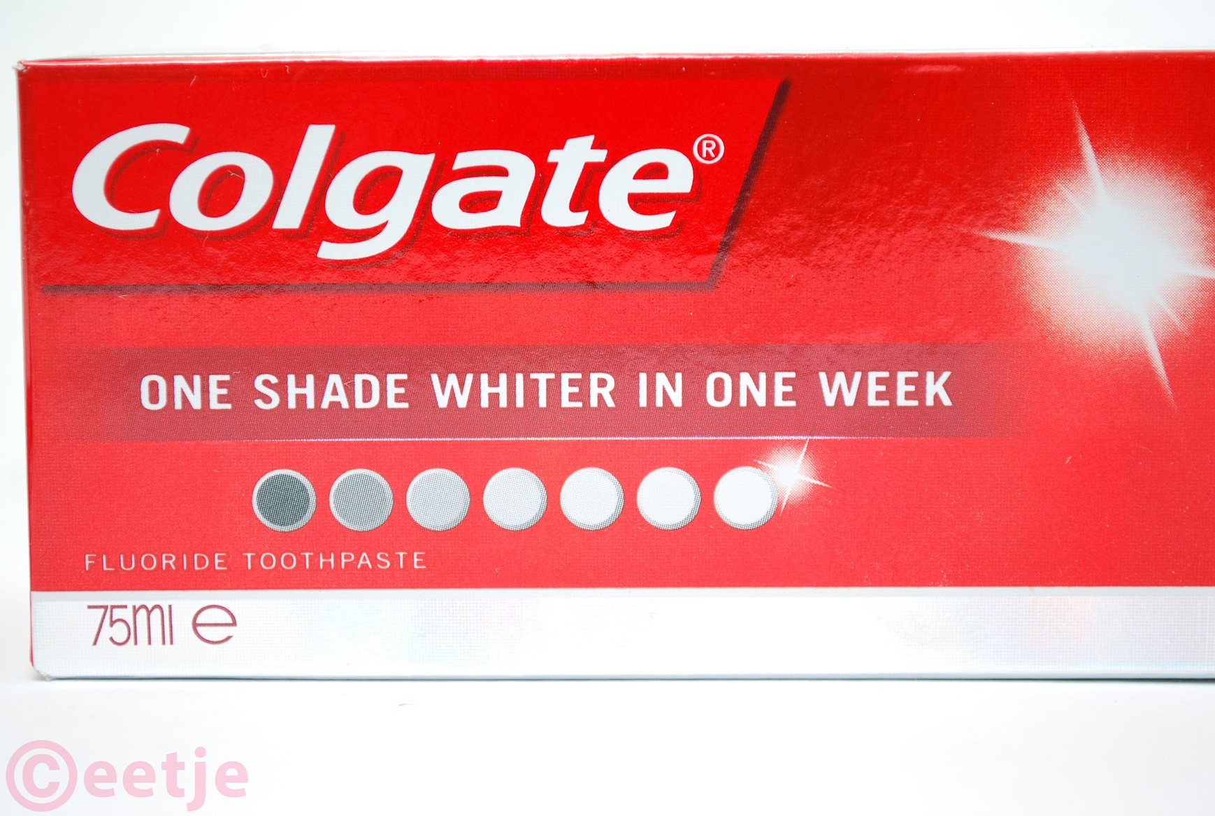 colgate tandpasta max white one review
