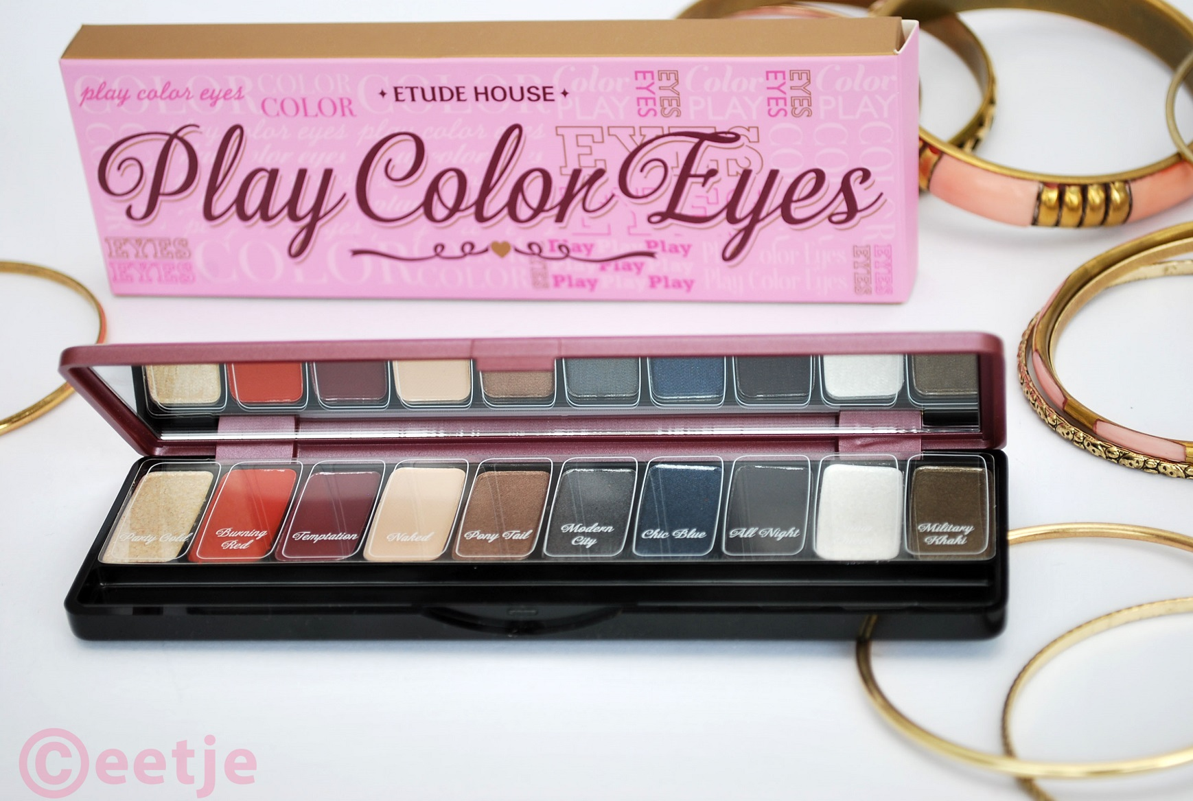 review etude house eyeshadow palette play color eyes so hot