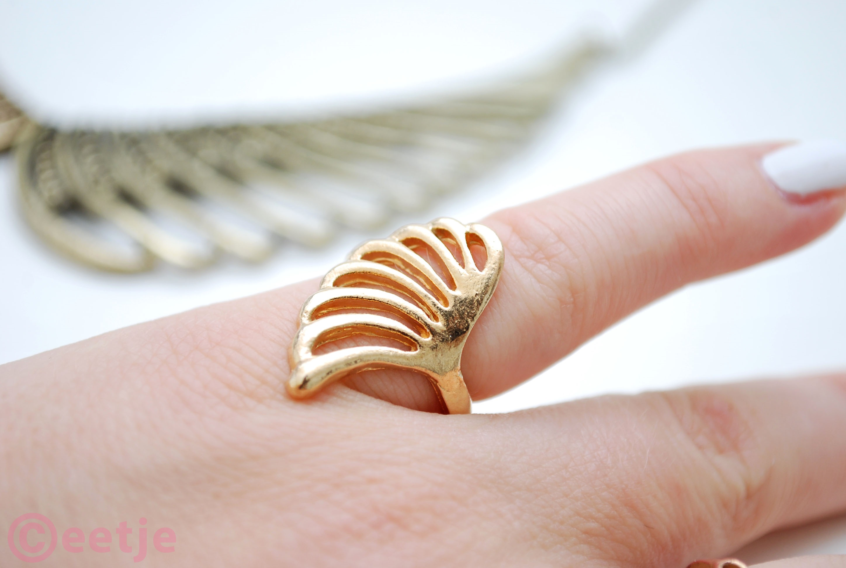 wing ring knuckle review born pretty