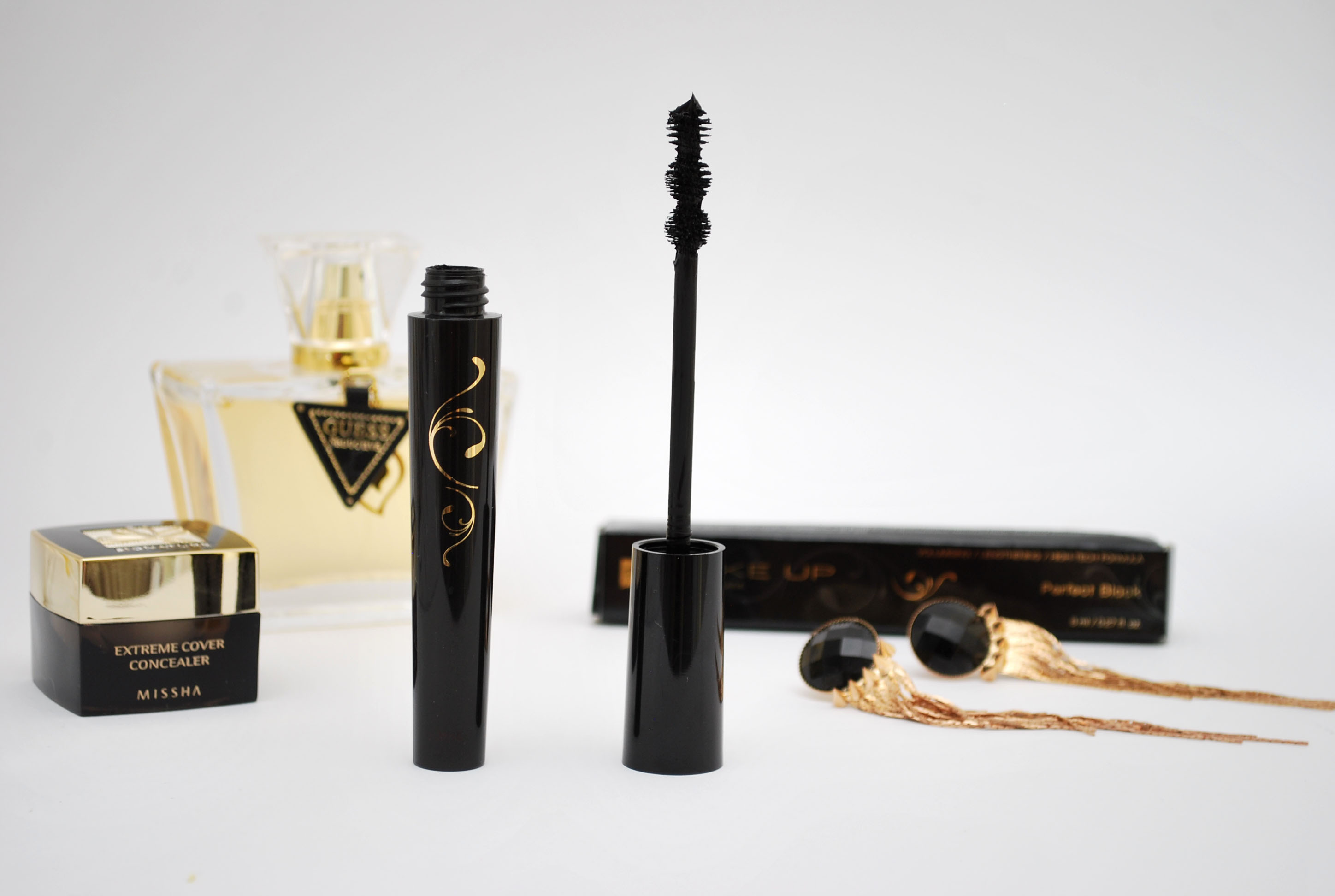 FM 3 step mascara review