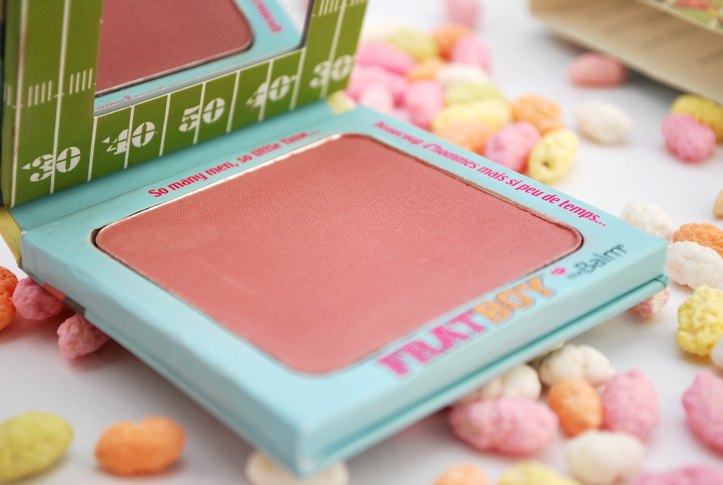 frat boy blush the balm review dupe